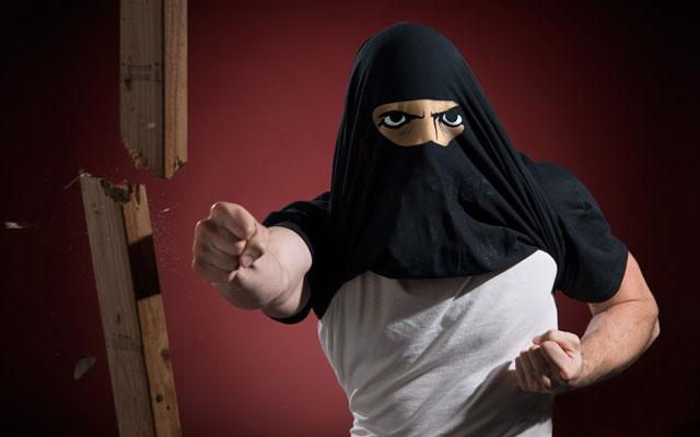 Ninja Disguise T-Shirt